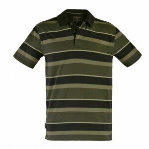 Bushman tričko Calvin II dark khaki M