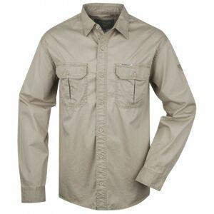 Bushman košile Dryden beige XL