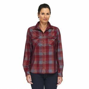 Bushman košile Wahiawa red L