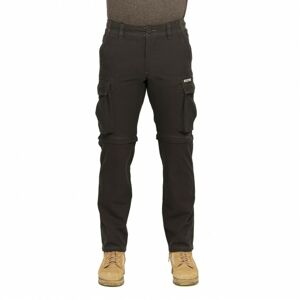 Bushman kalhoty Lincoln Zip Off dark brown 54P