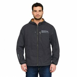 Bushman bunda Aerial dark grey M