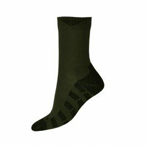 Bushman ponožky Bushman trek khaki 36-38
