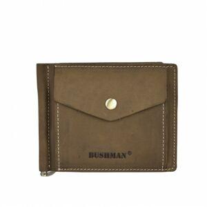 Bushman peněženka Hariana sandy brown UNI