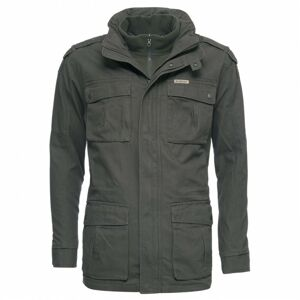 Bushman bunda Wolf dark grey L