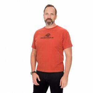 Bushman tričko Groton terracotta M