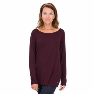 Bushman tričko Gila burgundy S