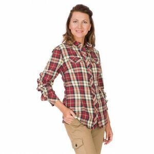 Bushman košile Mineola red S