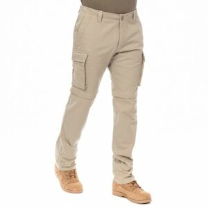 Bushman Kalhoty Lincoln Zip Off light olive 60