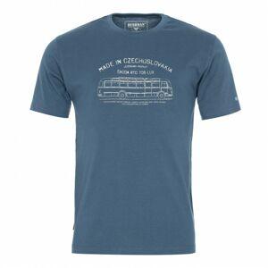 Bushman tričko Bobstock III blue XXXL