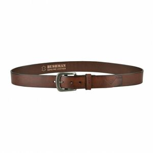 Bushman opasek Bottle Belt II brown 100