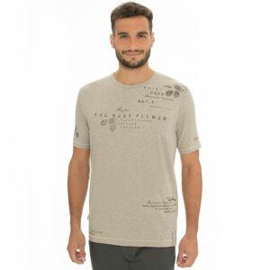 Bushman tričko Clare stone XXL