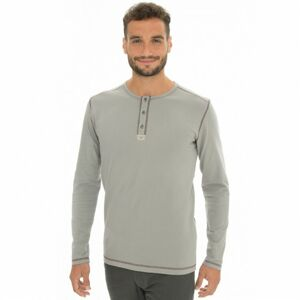 Bushman tričko Kramer II light grey XXXL
