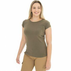 Bushman tričko Natalie II olive L