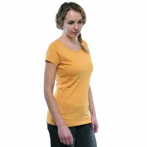 Bushman tričko Tamara yellow S