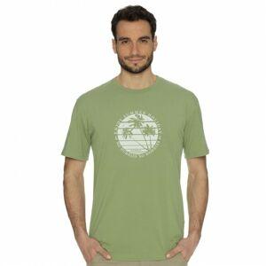 Bushman tričko Journey olive XXXXL