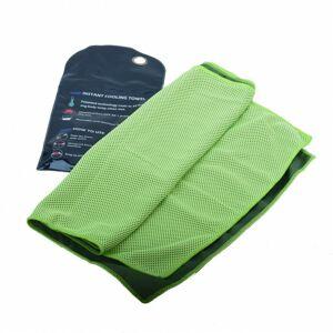 Bushman ručník Cooling green UNI